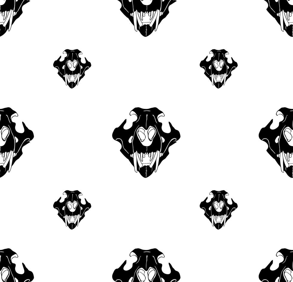 Dino skull Pattern Big.jpg
