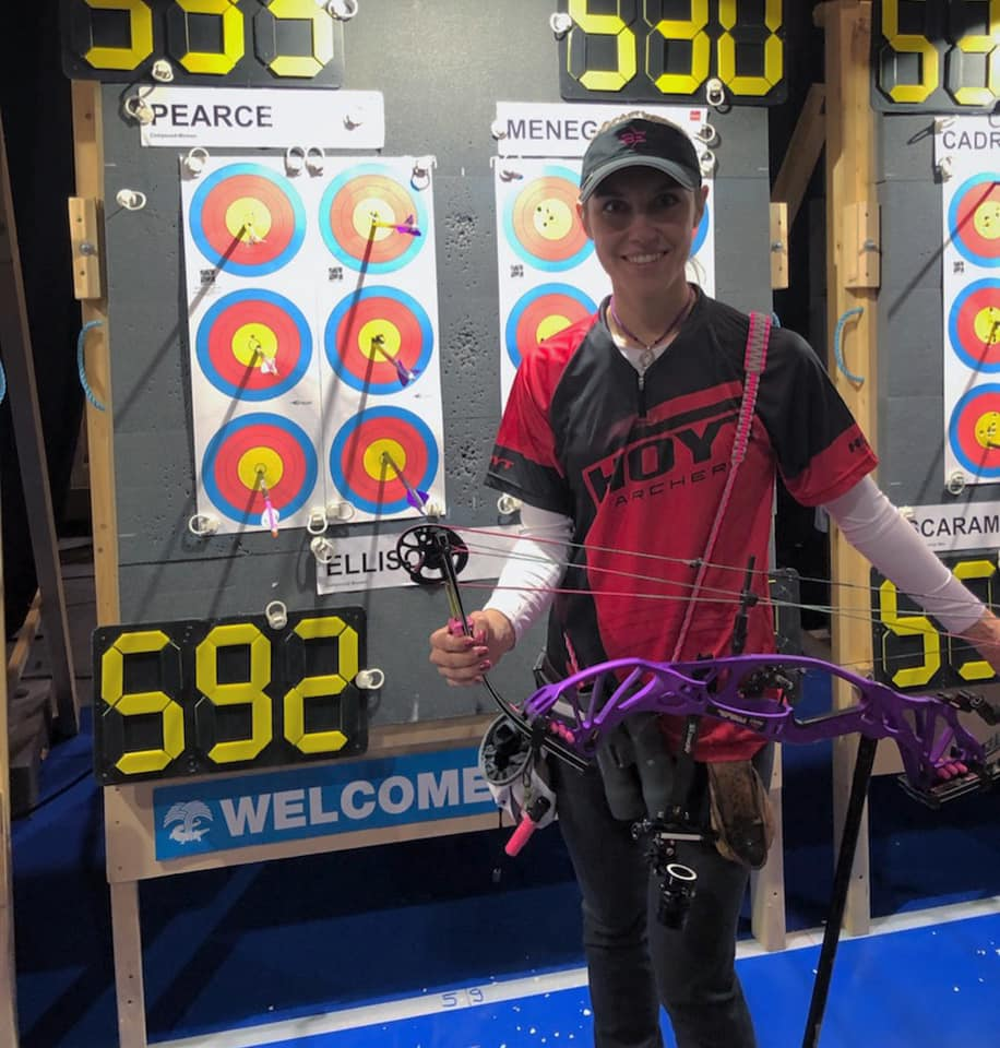 """Setting a new Slovenian record with the Smacdown .625"""""""