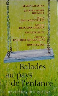 """Six auteurs """"Balades au pays de l'enfance"""""""