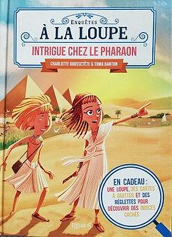 "Charlotte Grossetête & Toma Danton ""Intrigue chez le Pharaon"""