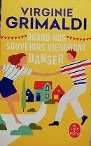 """Virginie Grimaldi """"Quand nos souvenirs viendront danser"""""""
