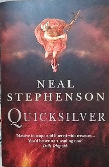 "Neal Stephenson ""Quicksilver"""