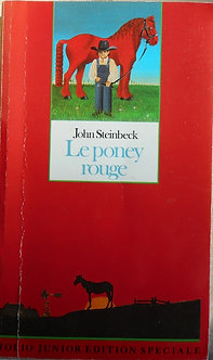 "John Steinbeck ""Le poney rouge"""