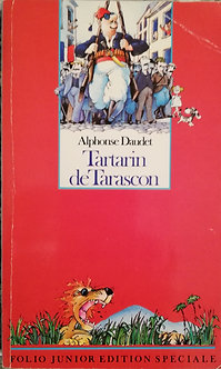 "Alphonse Daudet ""Tartarin deTarascon"""