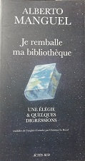 """Alberto Manguel """"Je remballe ma bibliothèque"""""""