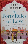 """Elif Shafak """"The Forty Rules of Love"""""""