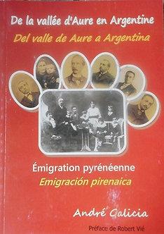 """André Galicia """"de la vallée d'Aure en Argentine"""""""