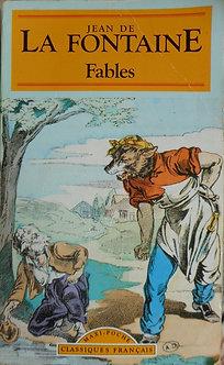 """Jean de La Fontaine """"Fables"""""""
