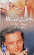 "Belva Plain ""La tentation de l'oubli"""