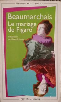 """Beaumarchais """"Le mariage de Figaro"""""""