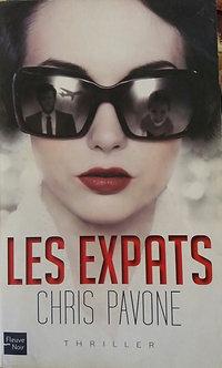 """Chris Pavone  """"Les expats"""""""