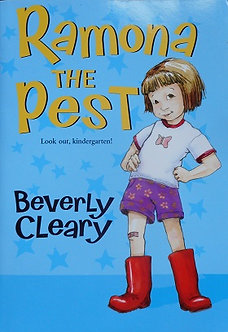 "Beverly Cleary ""Ramona the Pest"""