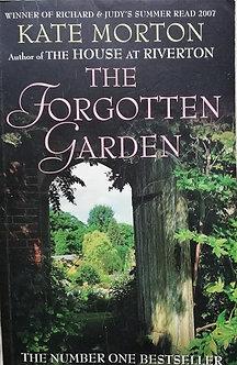 "Kate Morton ""The forgotten garden"""