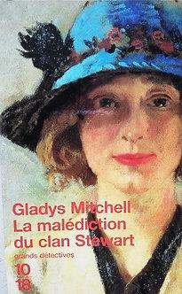 """Gladys Mitchell """"La malédiction du clan Stewart"""""""