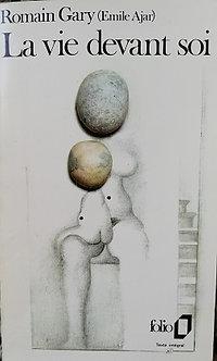 """Romain Gary """"La vie devant soi"""""""