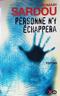 "Romain Sardou ""Personne n'y échappera"""
