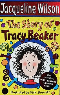 "Jacqueline Wilson ""The story of Tracy Beaker"""