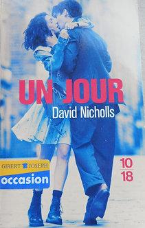 "David Nicholls  ""Un jour"""