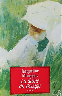 "Jacqueline Monsigny ""La dame du Bocahe"""
