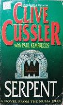 "Clive Cussler ""Serpent"""