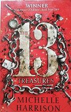 "Michelle Harrison ""The 13 Treasures"""