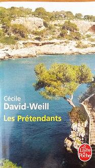 """David-Weill Cécile """"Les prétendants"""""""