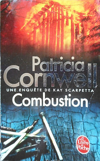 """Patricia Cornwell """"Combustion"""""""