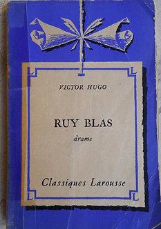 "Victor Hugo ""Ruy Blas"""