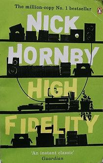 "Nick Hornby ""High Fidelity"""