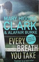 "Mary Higgins Clarck ""Every breath you take"""