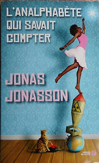 "Jonas Jonasson ""L'analphabète qui savait compter"""