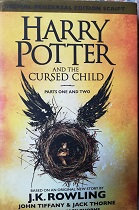 """J.K. Rowling """"Harry Potter and the cursed child"""""""
