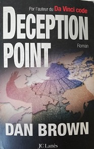 "Dan Brown ""Deception point"""