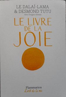 """Le Dalaï-Lama & Desmond Tutu """"Le livre de la joie"""""""