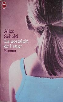 """Alice Sebold """"La nostalgie de l'ange"""""""