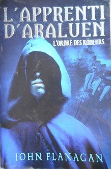 """John Flanagan  """"L'apprenti d'Araluen"""""""