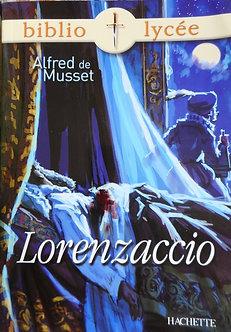 "Alfred de Musset ""Lorenziaccio"""