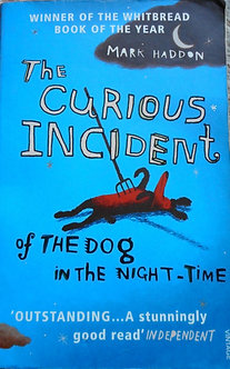 """Mark Haddon """"The curious incident of the dog in the night time"""""""
