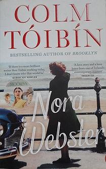 "Colm Toibin ""Nora Webster"""
