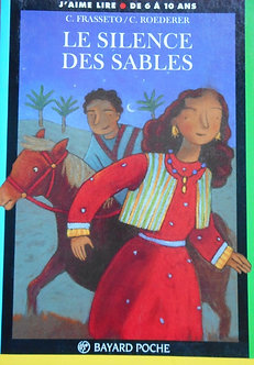 "C.Frasseto ""Le silence des sables"""
