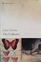 """John Fowles """"The Collector"""""""