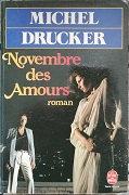 """Michel Drucker """"Novembre des Amours"""""""