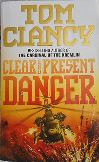 """Tom Clancy """"Clear and present danger"""""""
