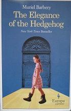 "Muriel Barbery ""The Elegance of the Hedgehog"""