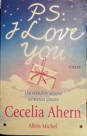 """Cecelia Ahern """"PS: I love you"""""""