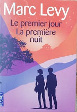 """Marc Lévy """"La première nuit"""""""