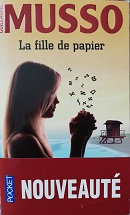 """Guillaume Musso """"La fille de papier"""""""