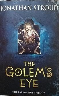 "Jonathan Stroud ""The Golem's Eye"""