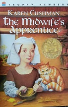 "Karen Cushman ""The midwife's apprentice"""