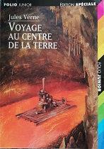 """Jules Verne """"Voyage au centre de la terre"""""""